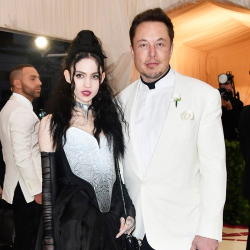 Grimes Reveals Why Her and Elon Musk's Son Calls Her By Her First Name Only