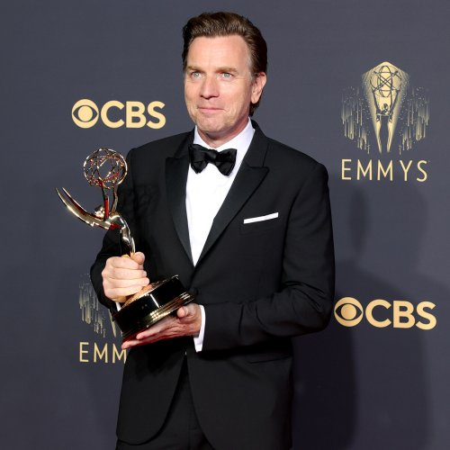 Here's What Ewan McGregor Had to Say About His Family During 2021 Emmys Acceptance Speech