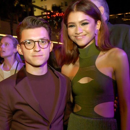 Tom Holland Adorably Hypes Up Girlfriend Zendaya Ahead of Dune Premiere