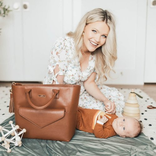 Dancing With the Stars' Witney Carson Just Created the Perfect Bags for Mom