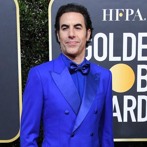 Sacha Baron Cohen Set to Receive Comedic Genius Award at 2021 MTV Movie & TV Awards