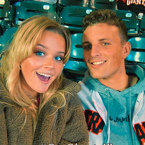 Reese Witherspoon's Daughter Ava Phillipe Shares Pic With Boyfriend That Makes Fans Do a Double Take