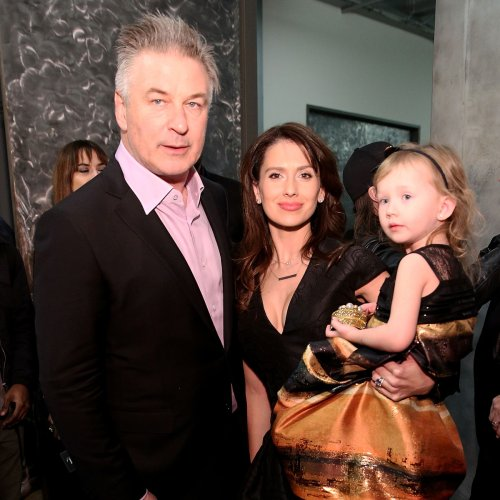 Alec and Hilaria Baldwin's 6 Children Sport Matching Boss Baby Looks on the Red Carpet