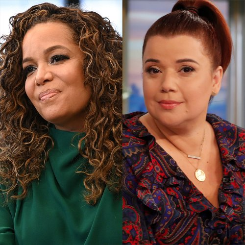 """Sunny Hostin Explains The View's """"Triggering"""" Decision to Disclose False Positive COVID-19 Results"""