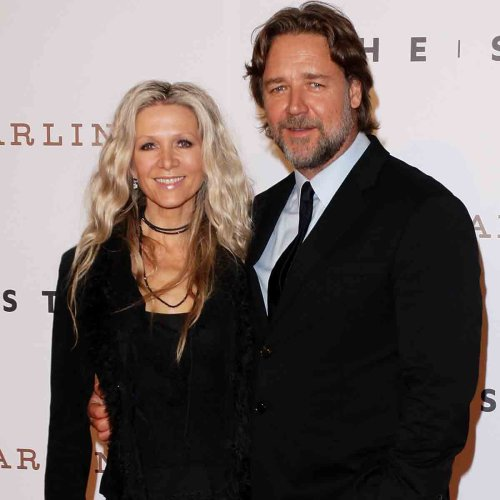 Russell Crowe's Sons Are All Grown Up in Rare Photo With Mom Danielle Spencer