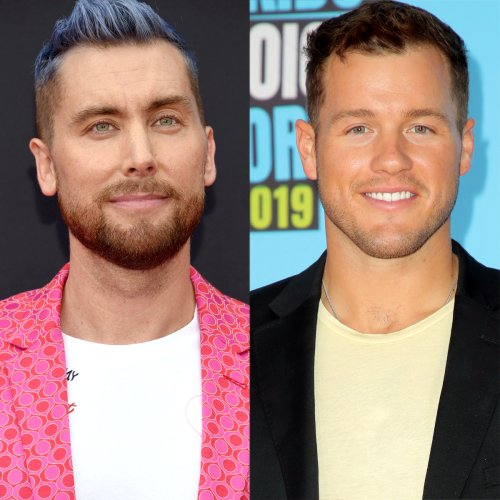 Lance Bass Reveals the Surprising Reason He Relates to Colton Underwood's Coming Out Experience