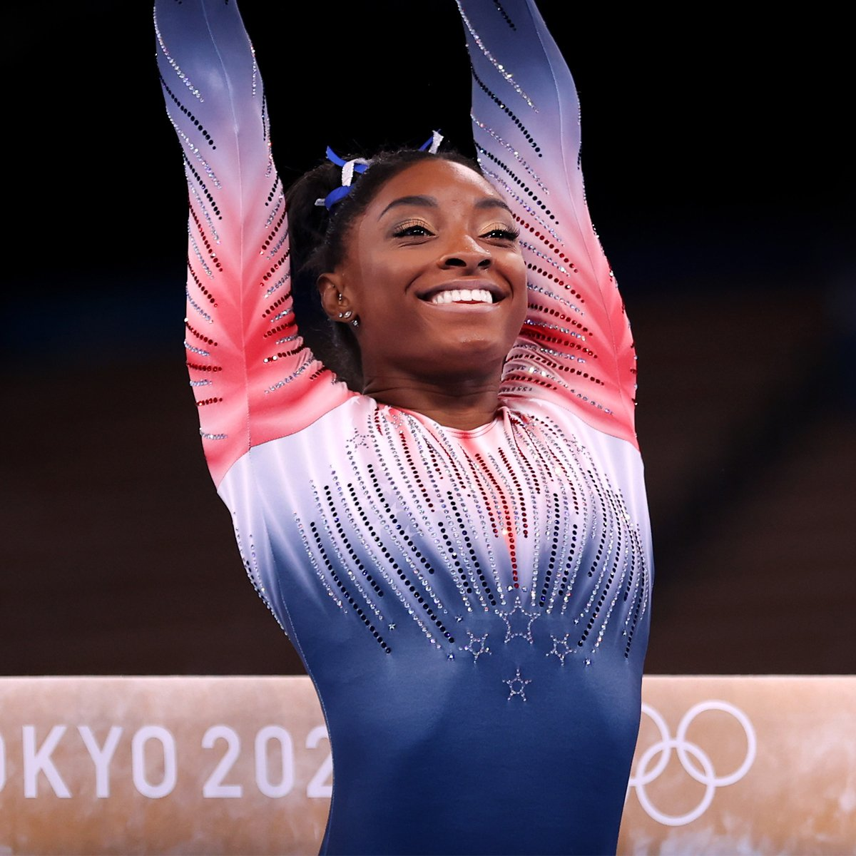 Simone Biles Debuts a Fabulous New Hairstyle After the Tokyo Olympics End