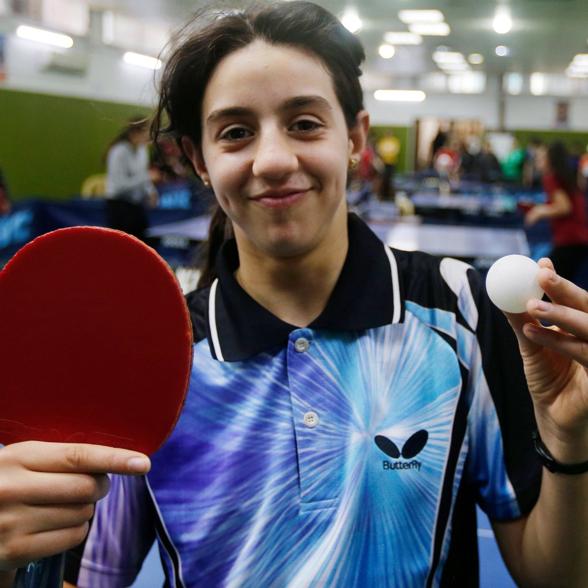 At Just 12 Years Old, Hend Zaza Is the Youngest Athlete at the 2020 Tokyo Olympic Games