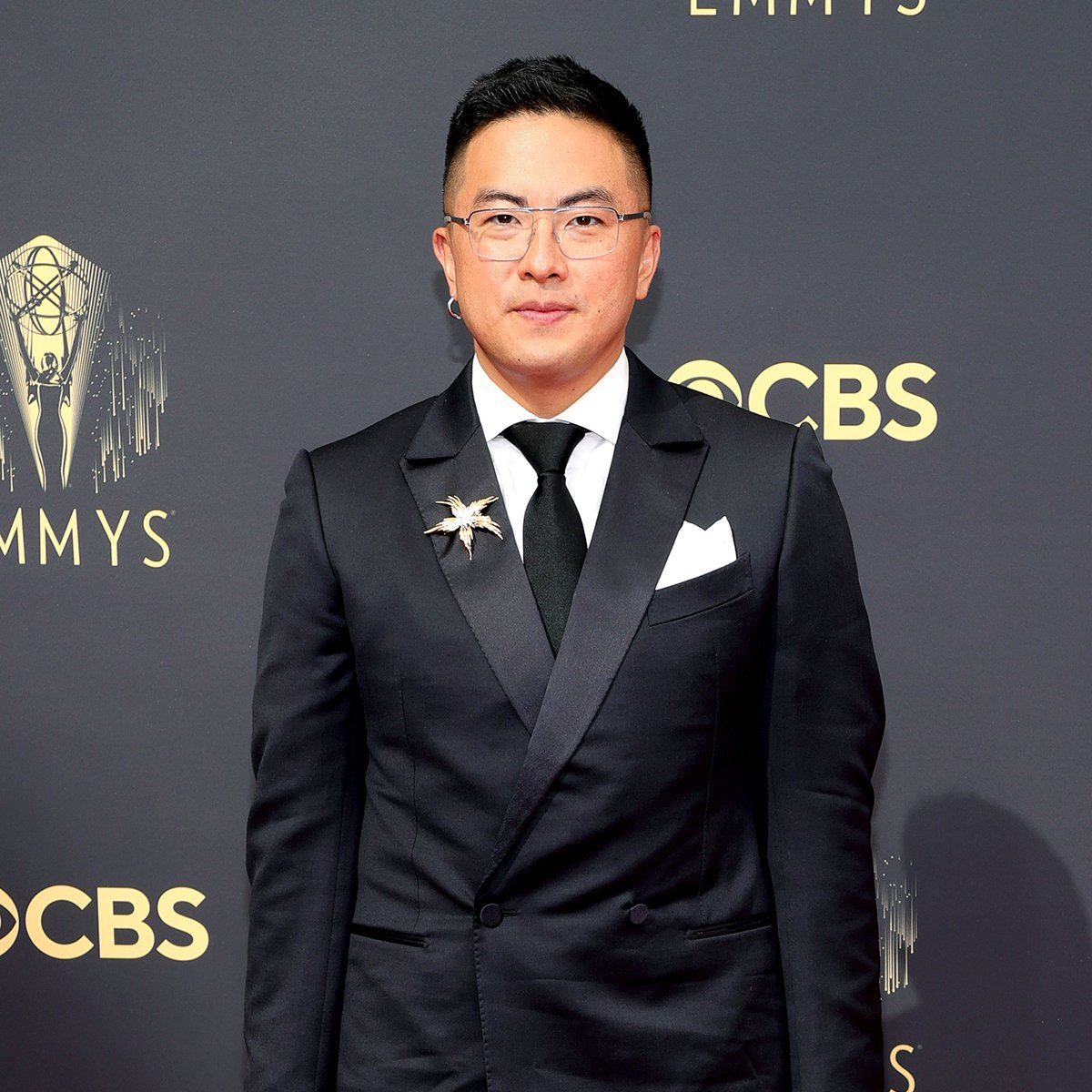Bowen Yang Spills the Details on His Instantly Iconic 2021 Emmys Heels