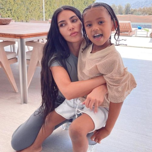 "Kim Kardashian's Son Saint West Is the ""Freshest Kid"" Ever in Stylish New Photos"