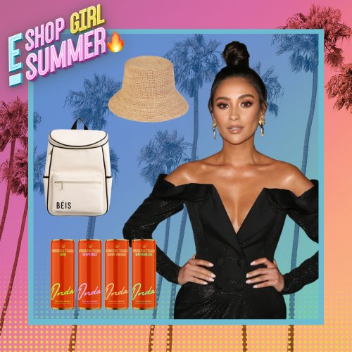 Shay Mitchell Shares Her Summer Must-Haves