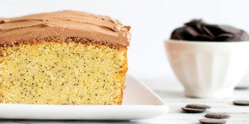 High-Altitude Poppy Seed Pound Cake
