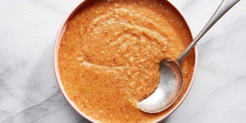 Saus Kacang (Indonesian Peanut Sauce)