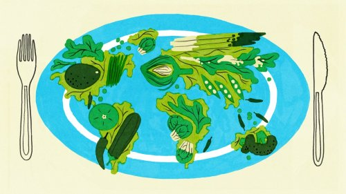 The Planet on the Plate: Why Epicurious Left Beef Behind