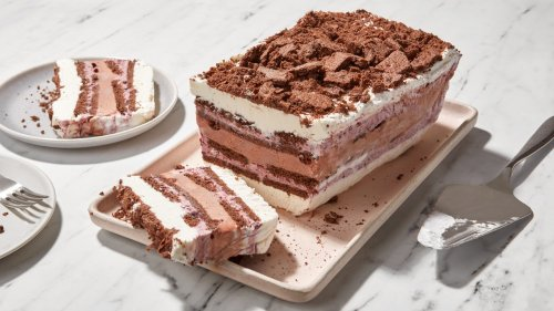For Dessert in a Snap, Make an Ice Cream Icebox Cake—Any Way You Like It
