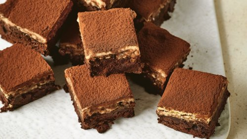 Money Can't Buy You Happiness Brownies