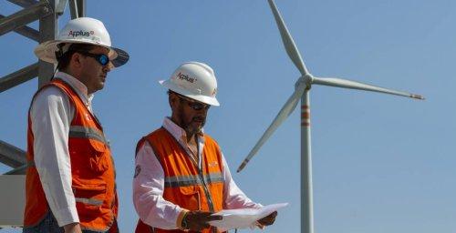 La multinacional española que está presente en proyectos renovables de los cinco continentes