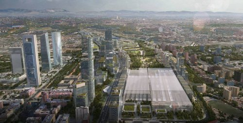 Adif cambia la selección para el diseño de la nueva Chamartín tras revisar las propuestas