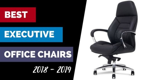 Best Executive Office Chairs 2021- Luxurious Leather plus Comfort