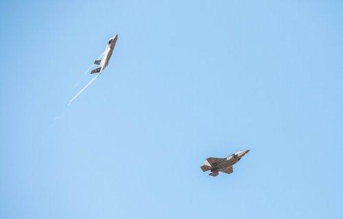 Gallery: Italian Air Force F-35 Lightning IIs arrive at Ämari