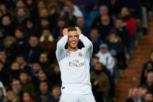 Hazard pide perdón públicamente por su polémico vídeo riéndose del Real Madrid