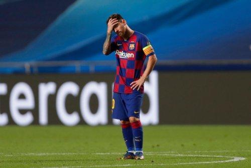 """Messi tiritando"" se hace viral en Internet"