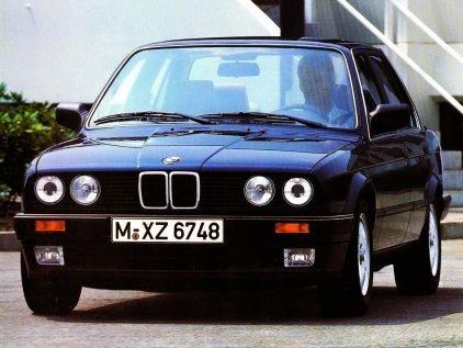 Coche del día: BMW 324td (E30)