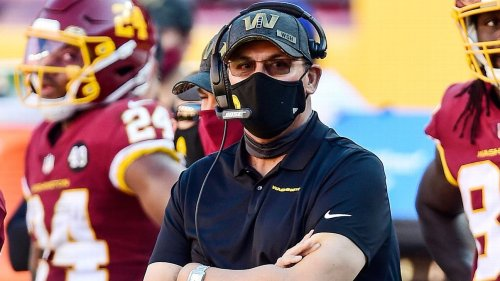 Washington Football Team coach Ron Rivera warns team after two more players go on COVID-19 list