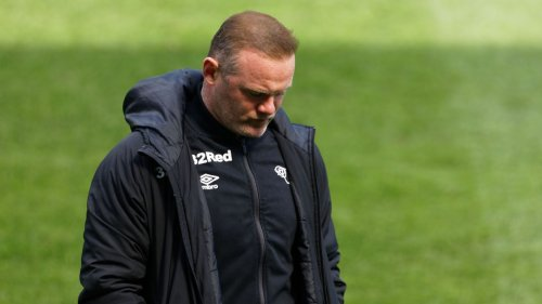 Rooney's Derby sweat on fixtures amid drop threat