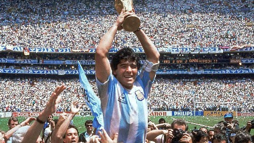 Diego Maradona will be remembered as one of soccer's greatest, the sport's ultimate flawed genius