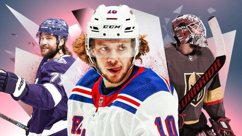 NHL Power Rankings: 1-31 poll, plus the hinge player for every team down the stretch
