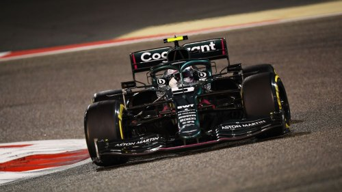Vettel gets five penalty points on Aston Martin debut