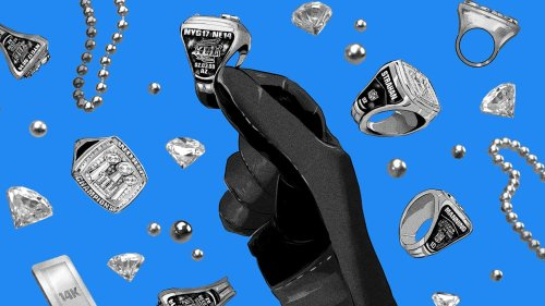 The true story of the Patriots fan who stole the Giants' Super Bowl rings