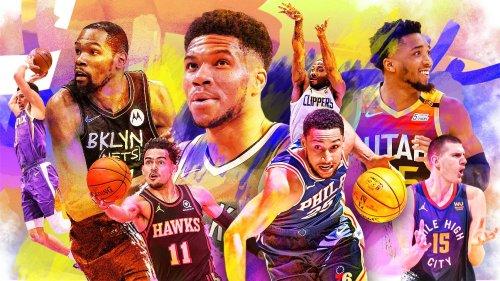 NBA 2020-21 - cover