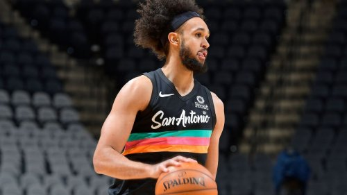 San Antonio Spurs' Derrick White out definitely after fracturing left second toe
