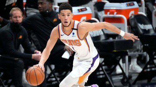 Devin Booker rewards Phoenix Suns fan involved in altercation with Nuggets fans in Denver