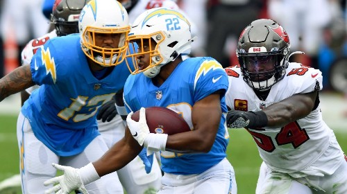 Fantasy football waiver wire for NFL Week 5: Justin Jackson, Tee Higgins among top pickups