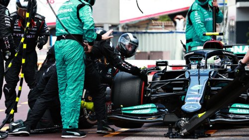 Bottas's wheel was finally freed 43 hours later