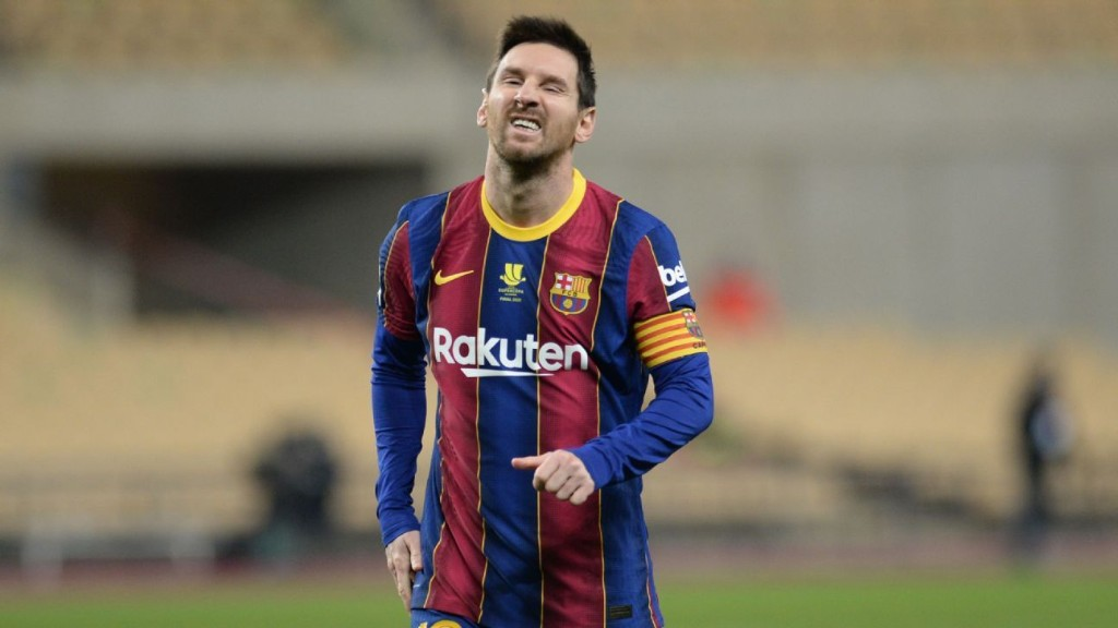 Laporta: PSG's Messi pursuit 'disrespectful'