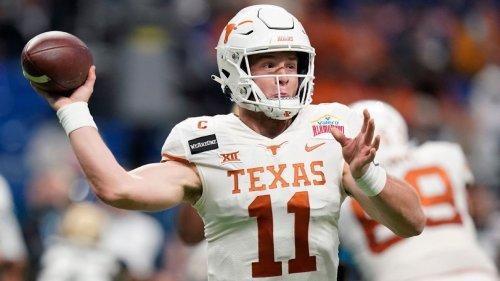 Texas Longhorns QB Sam Ehlinger says he's entering NFL draft