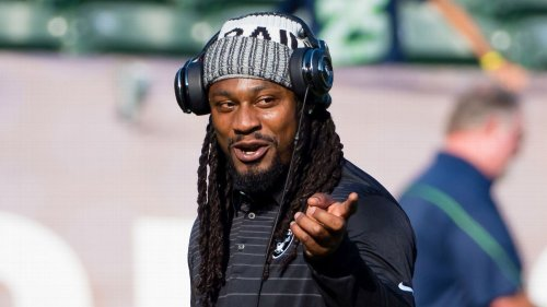 Marshawn Lynch, Fauci talk vaccine hesitancy