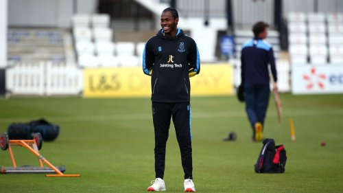Jofra Archer to see specialist amid fears he could miss whole international summer