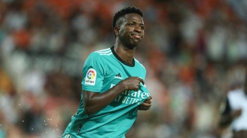 Real Madrid win late with 8/10 Vinicius Junior heroics