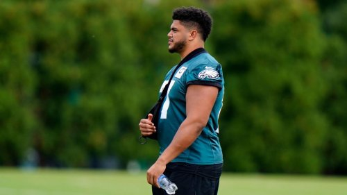 This Philadelphia Eagles player found key to happiness: He quit social media