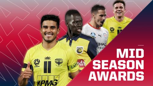 ESPN's A-League midseason awards