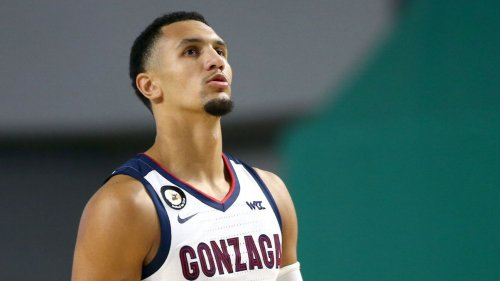 Jalen Suggs out for Gonzaga Bulldogs against Northern Arizona Lumberjacks