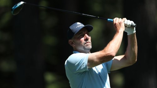 Smoltz eagles 18th to lead Tahoe celebrity event