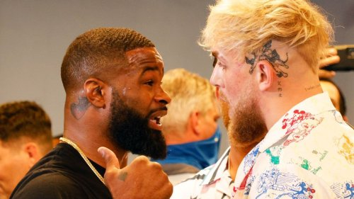 Woodley: Paul fight a shot to 'sprint' into boxing