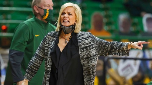 Baylor's Kim Mulkey: NCAA basketball season goes on because 'almighty dollar' trumps health