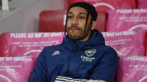 Auba is Arsenal's captain and best player. Why didn't he start vs. Slavia?
